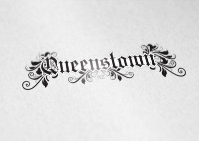 queenstown logo design